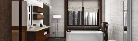 Badezimmer von Instatec