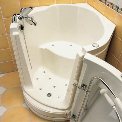 begehbare badewanne senioren energiemakeovernop. Black Bedroom Furniture Sets. Home Design Ideas