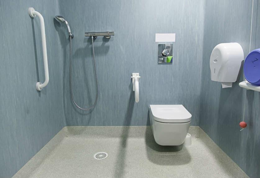 Badezimmer Behindertengerecht Umbauen   Mit Instatec, Badezimmer