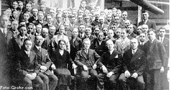 Firmenfoto Gründungsjahr Grohe 1936