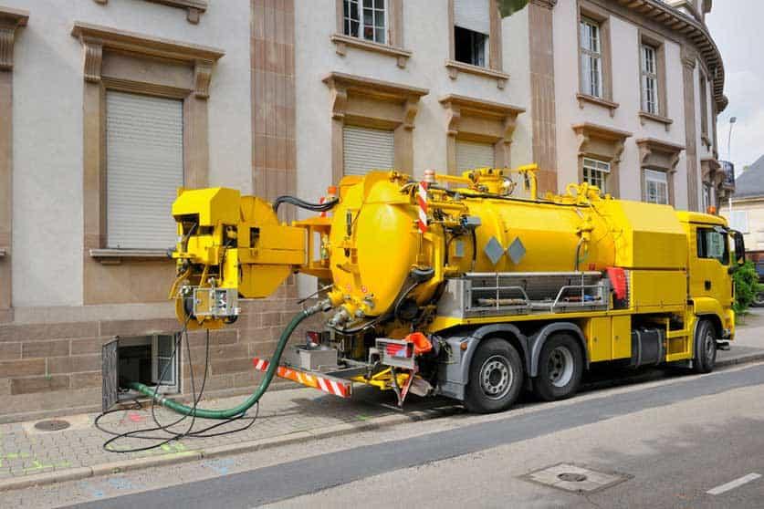 Kanalspülung in Graz – mit INSTATEC
