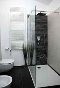 Bodengleiche Duschkabine