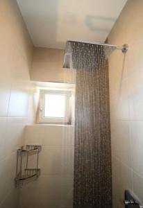 Wasserfall-Dusche