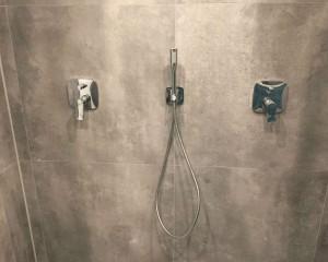 Armaturen Dusche