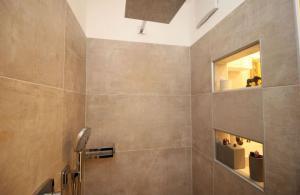 Bild zeigt Dusche