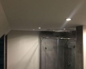 Deckenbeleuchtung Bad