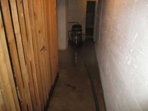 Keller auspumpen