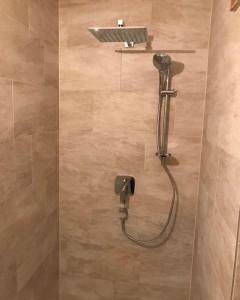 Wasserfall Dusche